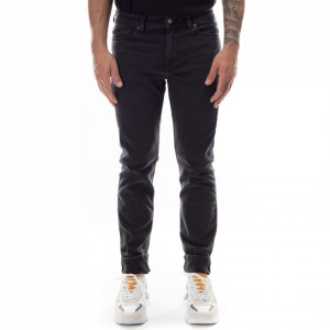 Dr Denim jeans slim nero