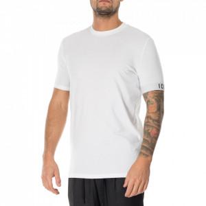 Dsquared2 tshirt icon bianca