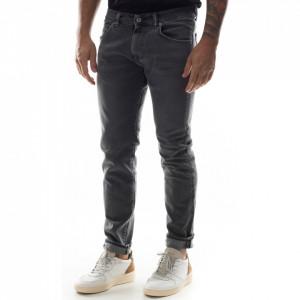 Edwin jeans uomo grigio stretto