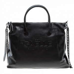 Gaelle borsa shopper con zip