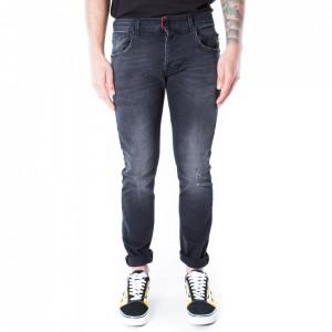 Gaelle jeans nero slim