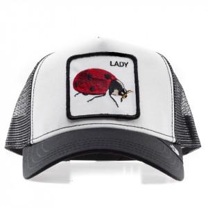 Goorin cappello coccinella nero