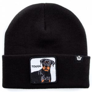 Goorin cappello in lana nero cane
