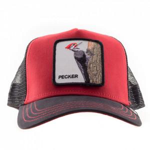 Goorin cappello trucker picchio