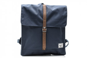 Herschel zaino city mid volume navy