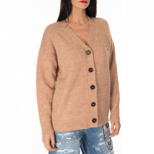 Isabelle Blanche cardigan nude