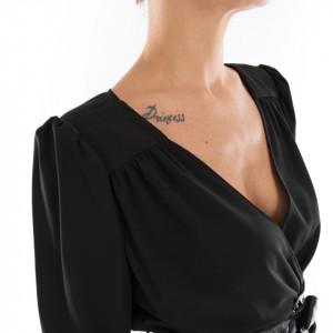 Jijil body elegante nero