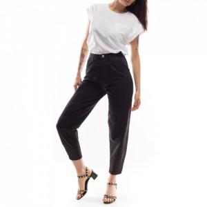 Jijil high-waisted boyfriend trousers