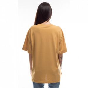 woman-yellow-t-shirts