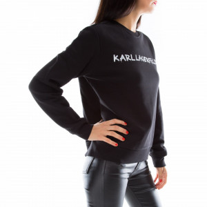 karl-lagerfeld-felpa-donna-logo