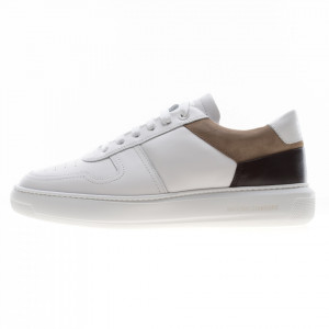 National Standard scarpe basse bianche edition 11