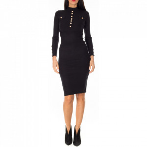 NoSecret black knit dress