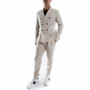 abito-doppiopetto-bianco-lino-uomo