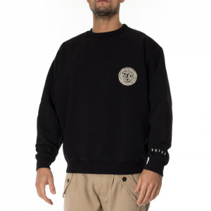 Paura black sweatshirt Samuel
