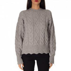 Pinko gray vintge sweater