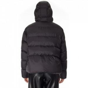 pinko-short-black-down-jacket