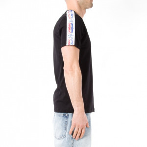 Umbro t shirt sportiva uomo nera