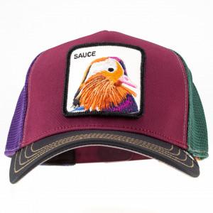 Goorin bros cappello trucker uccello