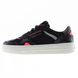 Crime London sneakers low top court nera