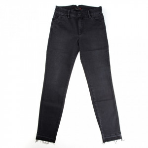 Cycle jeans black high waist woman