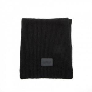 Gaelle sciarpa nera in lana