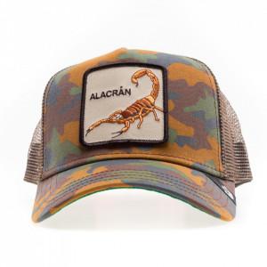 Goorin cappello mimetico scorpione Alacran