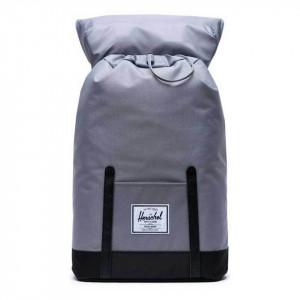 Herschel-retreat-grigio-nero