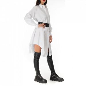 jijil-abito-chemisier-bianco