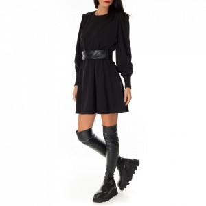 Jijil short black dress