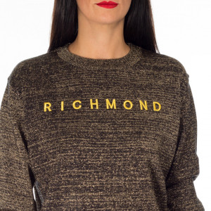 John-Richmond-maglia-lurex-oro
