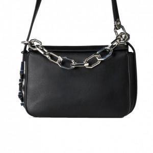Karl Lagerfeld chain letters bag