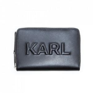 Karl Lagerfeld wallet with zip