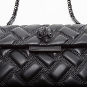 kurt-geiger-black-shoulder-bag