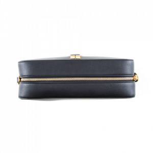 Love-Moschino-shoulder-bag-black-gold