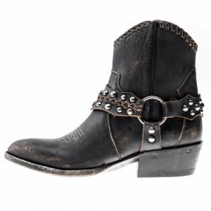 Mezcalero low camperos boots