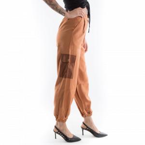 pantaloni cargo con tasconi estivi