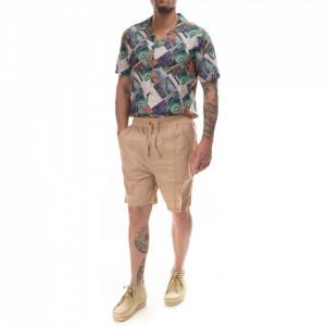 Native Youth short uomo in nylon