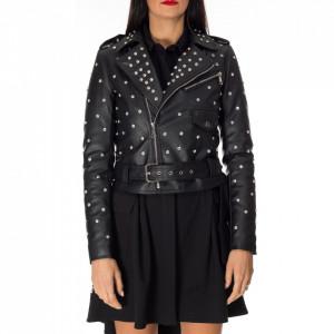 NoSecret black studded jacket