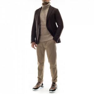 man-suit-brown-jacket