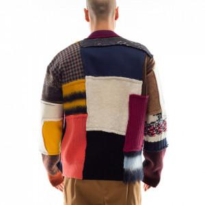 Paura-Gwendal-patchwork-cardigan