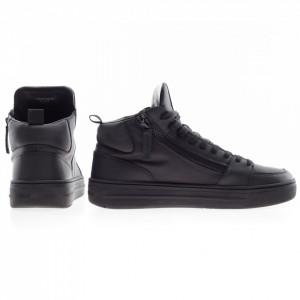 Crime-London-sneakers-uomo-nere-invernali