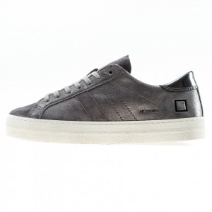 Date sneakers donna hill low argento