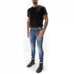 jeans stretti uomo