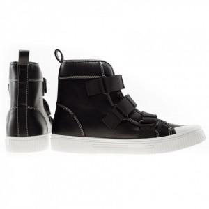 gaelle-man-sneakers-high-top-black