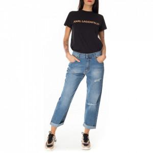 Jijil jeans boyfriend chiaro donna
