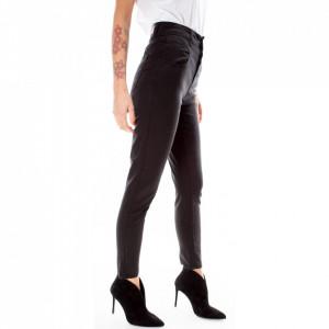 Jijil pantalone nero vita alta skinny