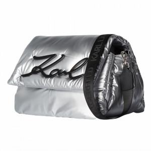 Karl-Lagerfeld-signature-soft-argento