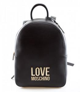 Love Moschino zaino nero