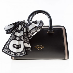Moschino Love bag with scarf