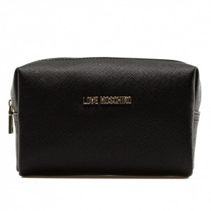 Moschino Love necessaire piccolo nero